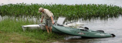 Kayak Fleet